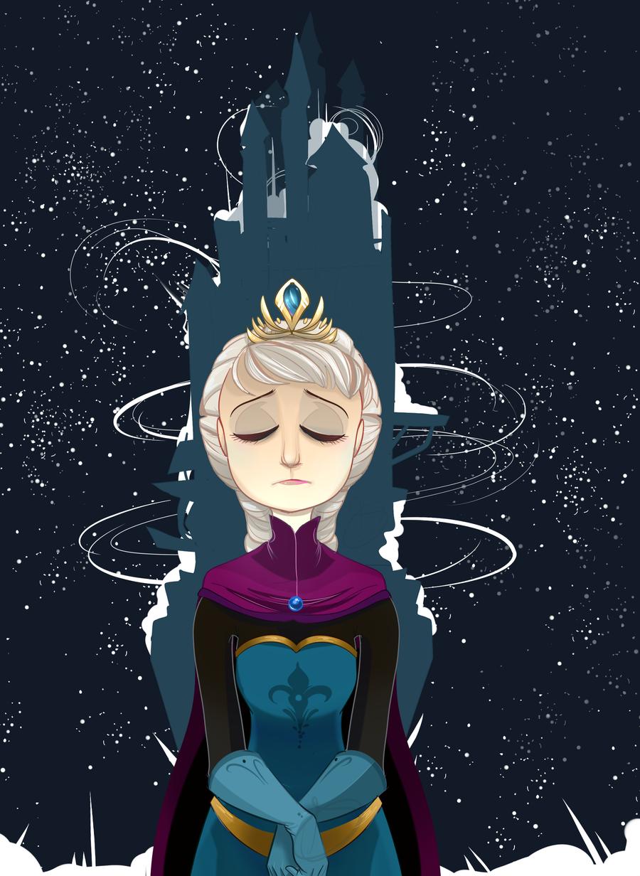 Elsa by Elixirmy