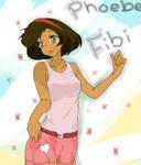 Phoebe Anime -Fibi Anime - Kid vs Kat