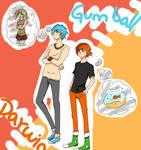 The Amazing World of Gumball Anime