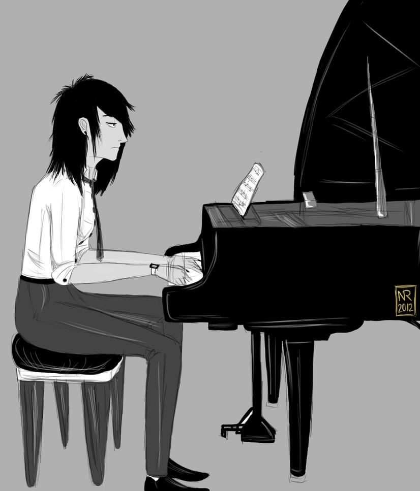 The Pianist by spirit-of-origin