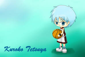 Kuroko Tetsuya by MinnieMe122