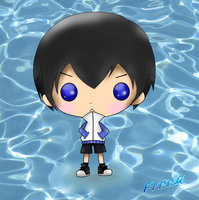 Chibi Nanse Haruka by MinnieMe122