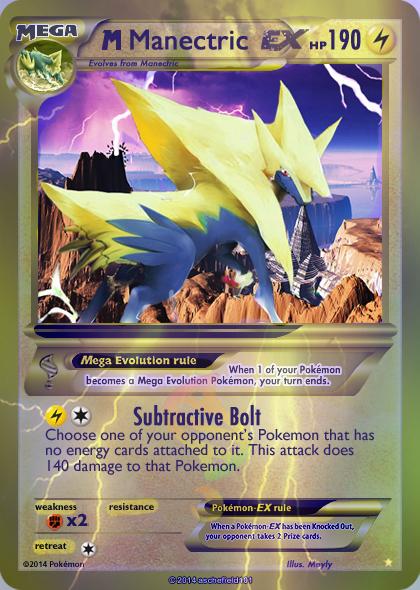 Mega Shiny EX Cards 3