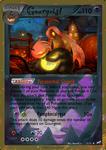 Gourgeist card - Halloween Set by Metoro
