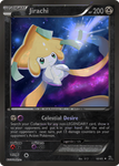 Legendary Jirachi card - RO 63/65 by Metoro