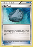Sail Fossil card - SP 68/79 by Metoro