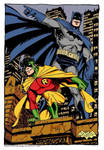 Batman and Robin by John Byrne