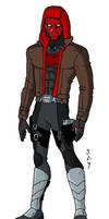 DC Titans Red Hood