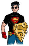 Superboy of the 90s by Jasontodd1fan