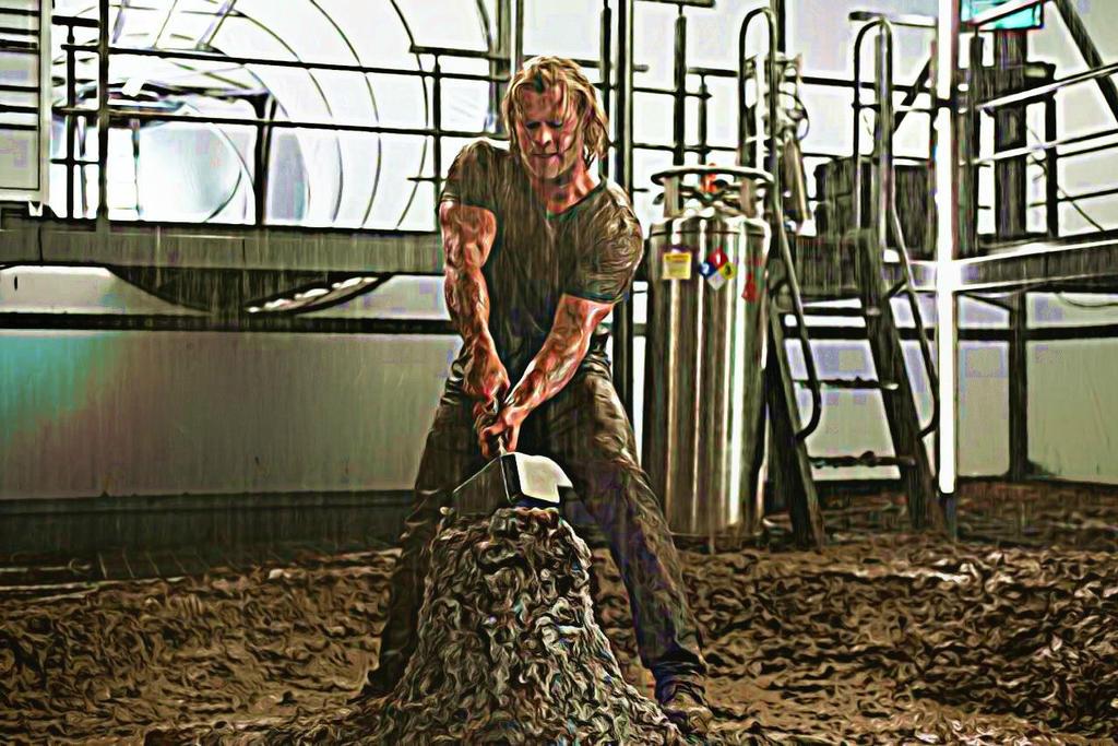 thor lifting hammer
