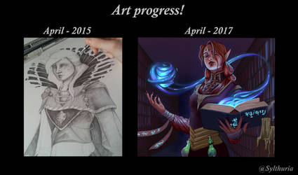 Progress! by Sylthuria