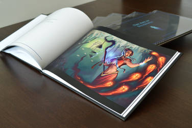 Artbook by Sylthuria