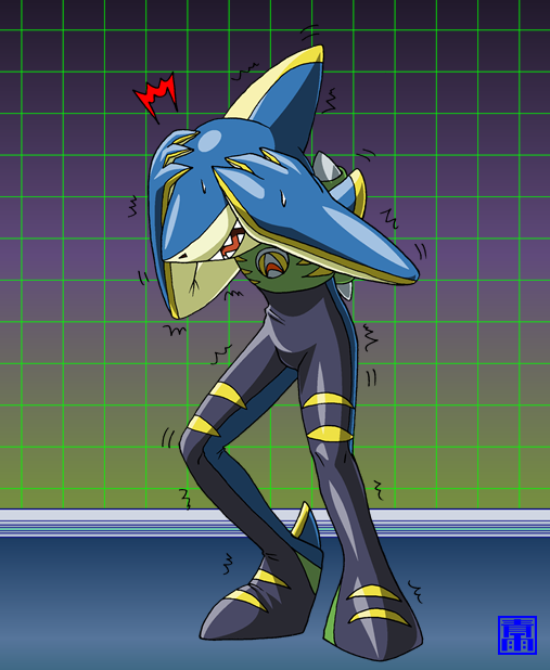 Sharkman art - photo#20