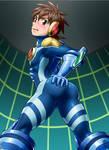 teenager CF Megaman!! (unhelmet ver.)