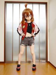 Hoho (human form) by sinrin8210