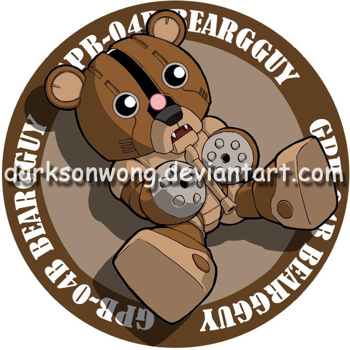 GPB-04B Beargguy_WM by darksonwong