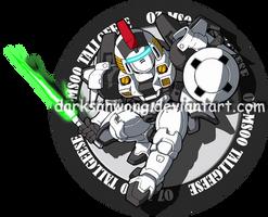 OZ-00MS TALLGEESE by darksonwong