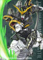 XXXG-01D GUNDAM DEATHSCYTHE