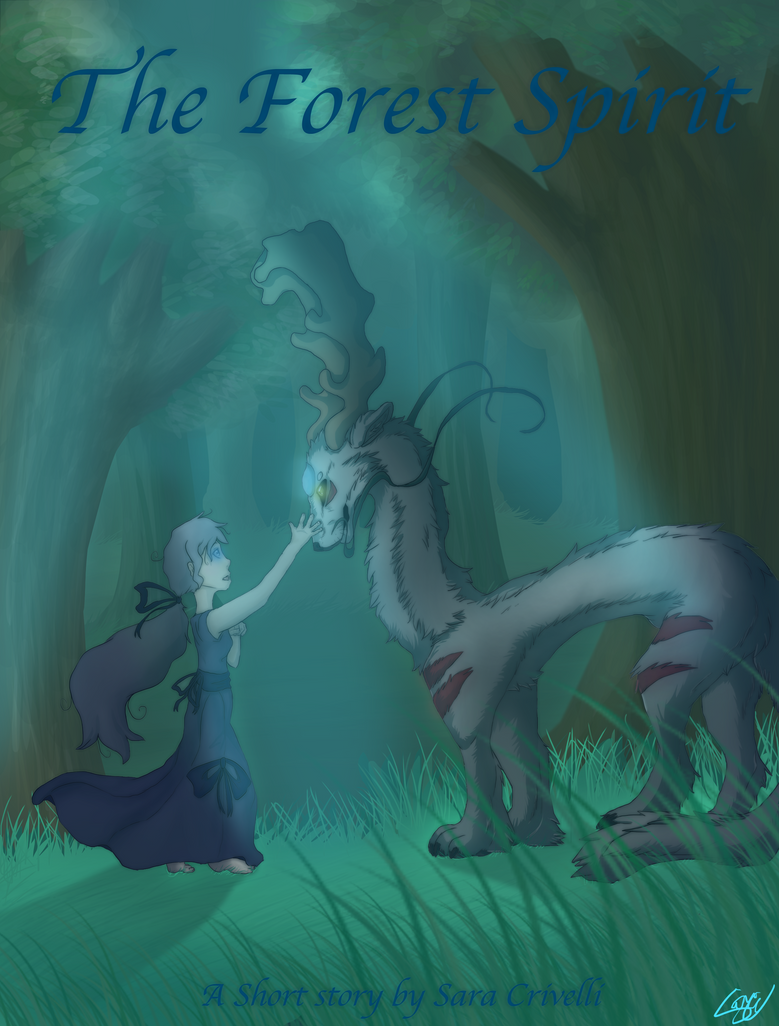 The Forest Spirit by PenguinEatsCarrots