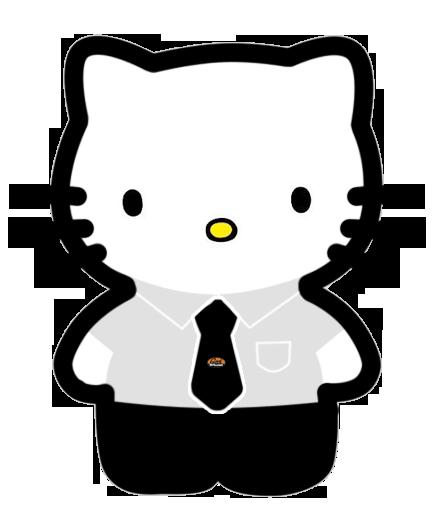 geek squad hello kitty male by kuumacoco on deviantart