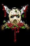 Jason Voorhees Mask Tattoo
