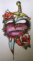 Heart n Dagger