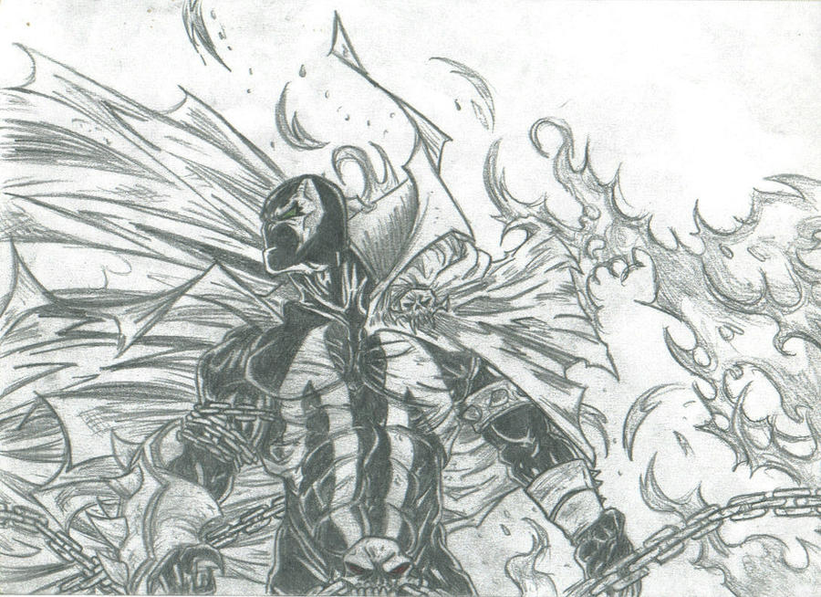 Hell Spawn by THEGODSLAYER91