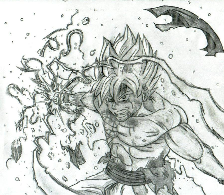 SUPER DRAGON FIST by THEGODSLAYER91