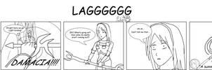 LOL - LAGGGG