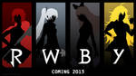 RWBY - A Story will be Told