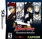 Ruby Rose Ace Attorney - Case 02 - Box Art