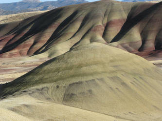 Painted Hills 1 by Indelibly-Yours