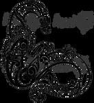 [C] Nordic Style Tattoo of a Draki