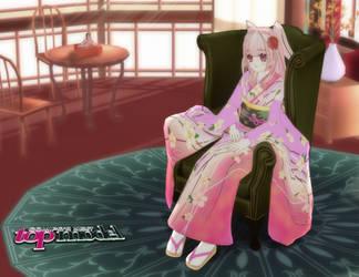 Hime - Doll (CNTM Contest) by AKIO-NOIR