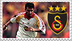 Galatasaray Stamp by BaRo24