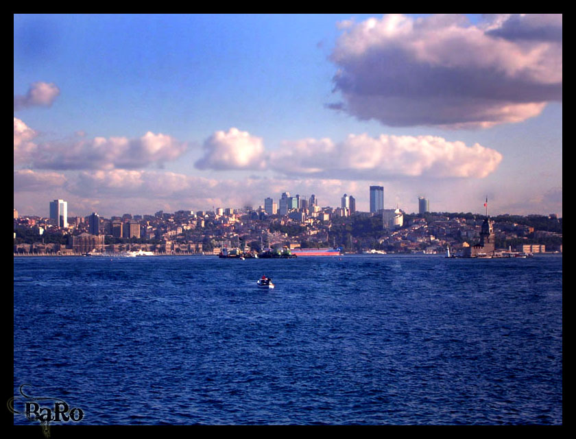 View of istanbuL city by BaRo24 - Avatar Bulmaca