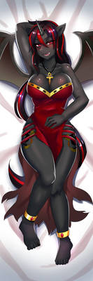 [Comm] Empress Batty Daki Front