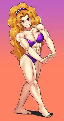 [Commission] Bodybuilder Adagio