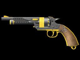 Wilson 41-DB Revolver by Storm-X