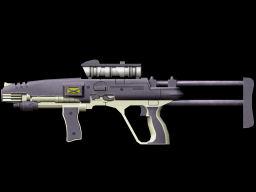 E23 Variable Plasma Rifle by Storm-X