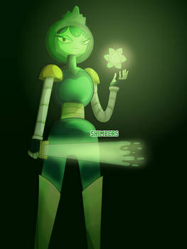 Lucy's alien costume from Costume Quest