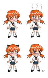 Chibi Character by Miss-Christina-VII