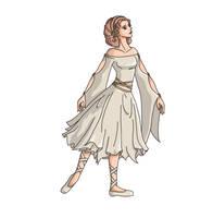 Ballet Dancer by Miss-Christina-VII