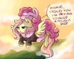 Inconvenient Pinkie