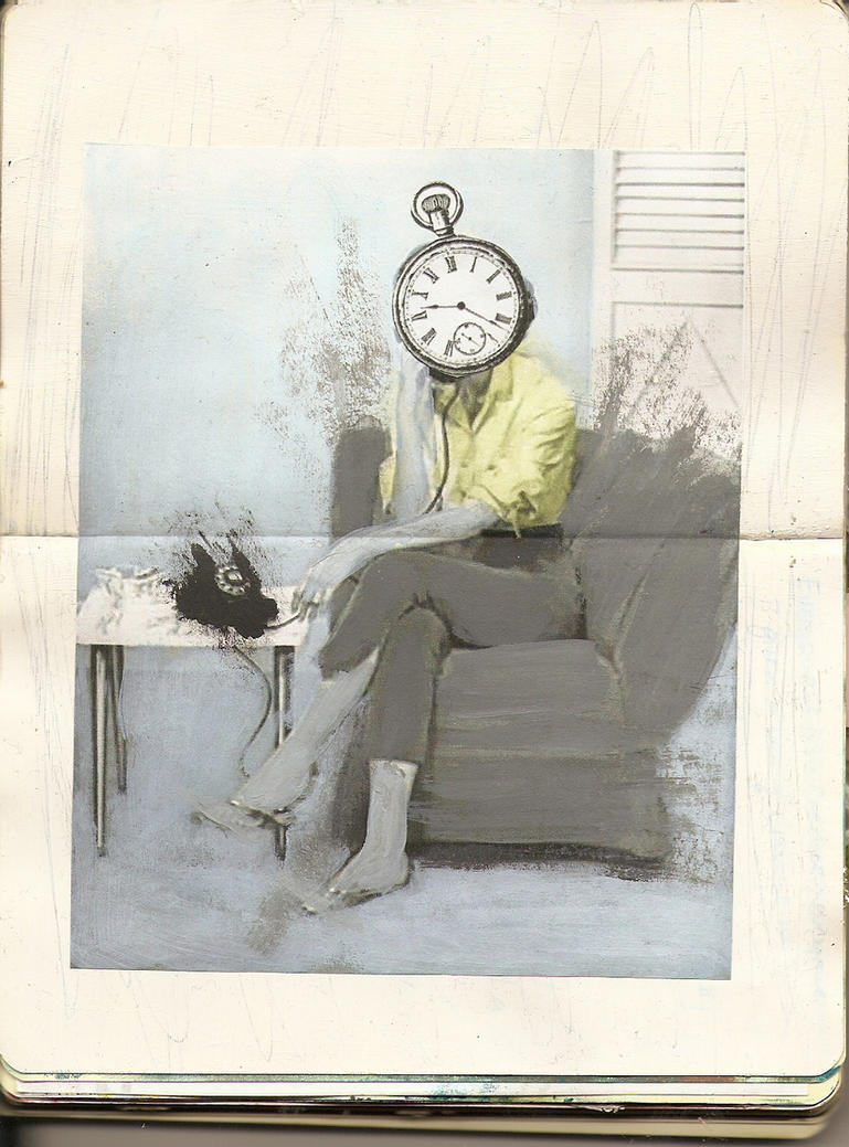 No. 15 Silence by GeorginaRagazza