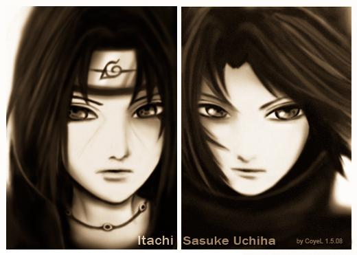 صور ايتاشى و ساسوكى  Itachi_and_sasuke_03_by_CoyeL
