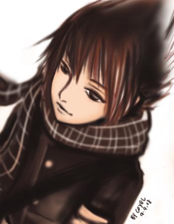 little sasuke 01 by CoyeL