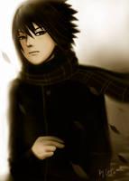 sasuke uchiha-younger brother by CoyeL