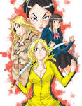 Kill Bill (Anime Ver.)