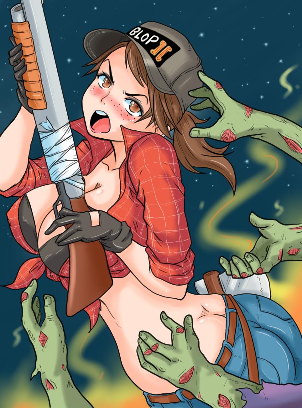 Zombie Nue Porn 69